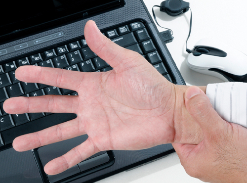 Chronic Pain St. Petersburg FL Carpal Tunnel From Work